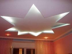 монтаж гипсокартоновые потолки г.Рязань