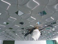 монтаж потолочной плитки г.Рязань