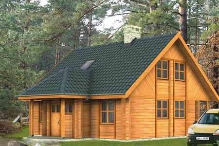 дома на основе деревянного каркаса г.Рязань