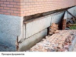 Восстановление фундамента г.Рязань