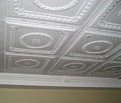 Потолочная плитка г.Рязань, плитка на потолок